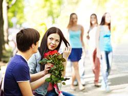 Девушка согласилась на свидание
