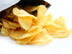 Вред чипсов