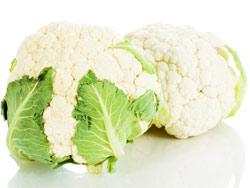 Цветная капуста - полезные свойства, калорийность