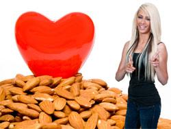 Миндаль - полезные свойства, калорийность