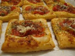 пиццы прямоугольные