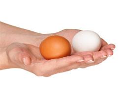 Яйца в мультиварке