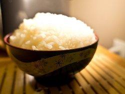 Пропаренный рис