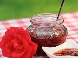 Варенье зи роз