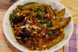 Баклажаны с фаршем запеченные в духовке - рецепты приготовления