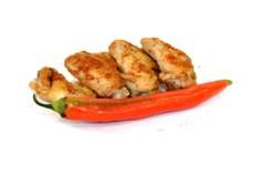 Курица в фольге в духовке - рецепт