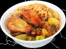 Куриные ножки с картошкой в духовке - пошаговые рецепты