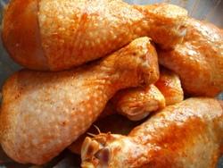 Куриные окорочка в духовке - рецепты приготовления