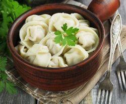 Пельмени в горшочках в духовке - пошаговый рецепт