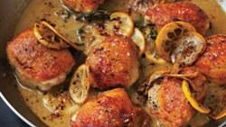 Рецепты куриных бедрышек в духовке