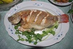 Рыба запеченная в фольге в духовке - пошаговый рецепт