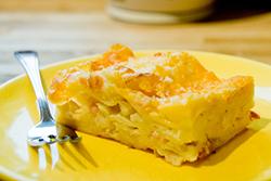 Творожная запеканка в духовке - пошаговые рецепты