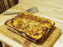 Рецепт запеканки из макарон с фаршем в духовке