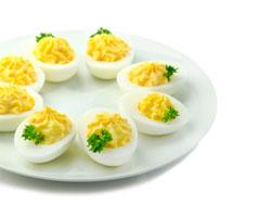 Что можно приготовить из куриных яиц?