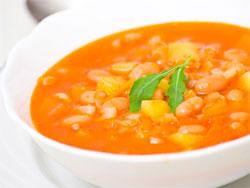 Как правильно варить фасолевый суп
