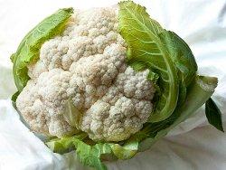 Как варить замороженную цветную капусту?