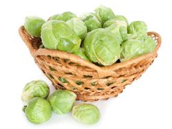 Брюссельская капуста - полезные свойства и противопоказания, калорийность