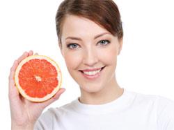 Грейпфрут - полезные свойства, калорийность