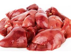 Куриная печень - польза, калорийность и вред
