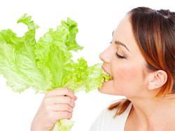 Листья салата - польза, калорийность, состав