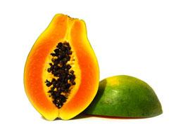 Папайя - полезные свойства, калорийность, противопоказания