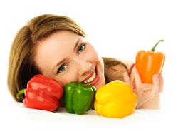 Чем полезны перцы для организма человека?