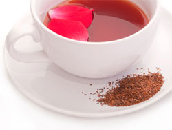 Чай ройбуш - полезные свойства для женщин, мужчин и детей
