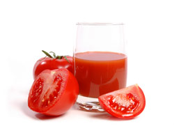 Польза томатного сока